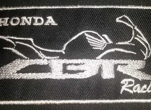 Honda CBR Racing Custom Patch