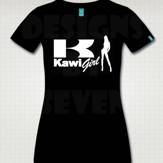 Kawi Girl Custom Tee