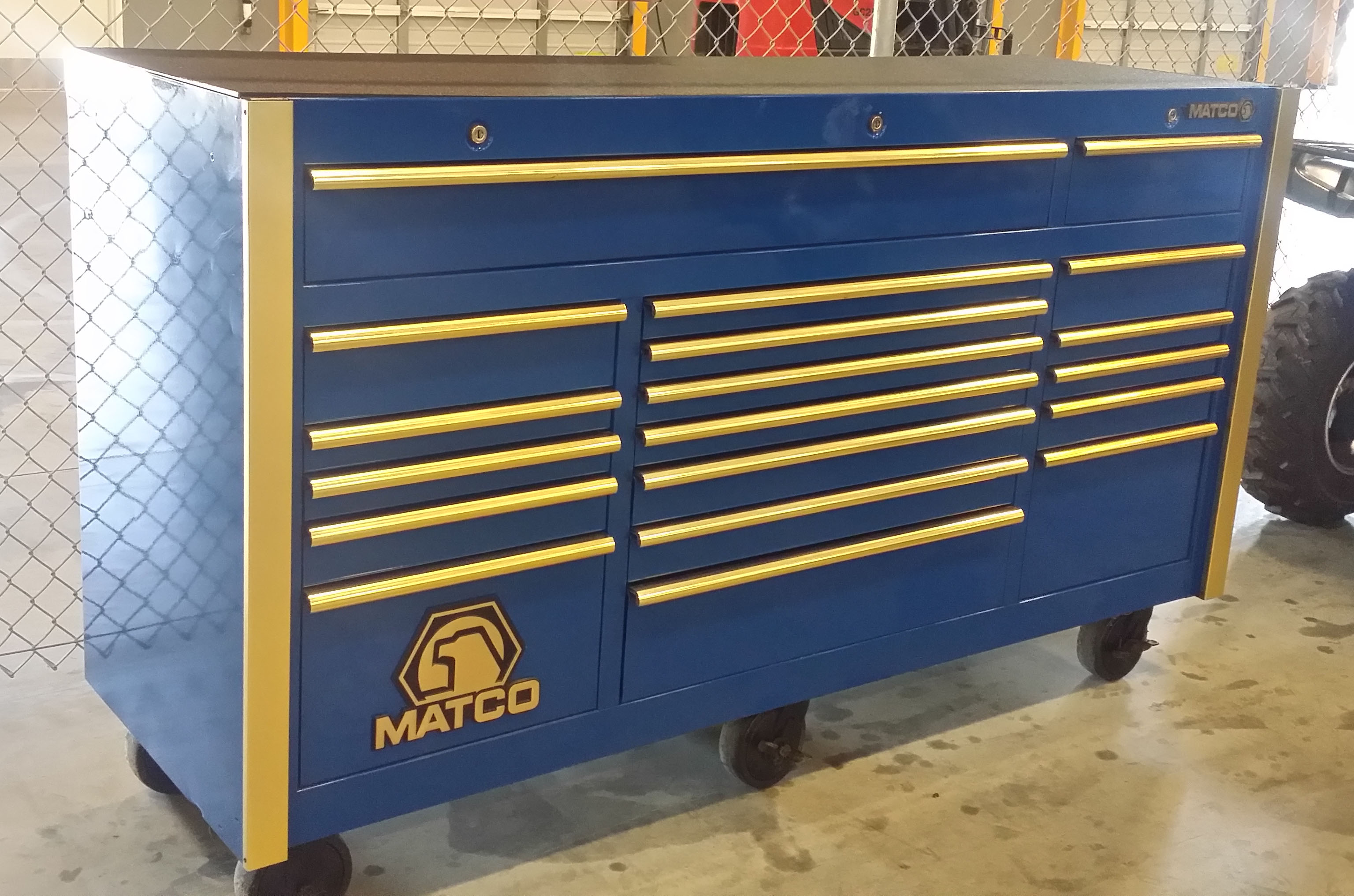 MATCO Tool Box – Rock City Cycles