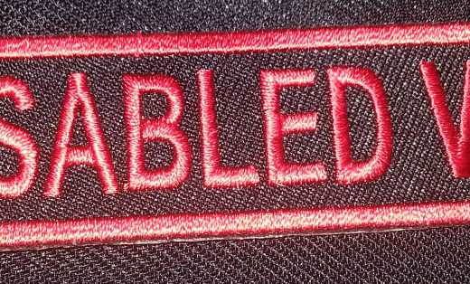 """Disabled Vet"" patch"