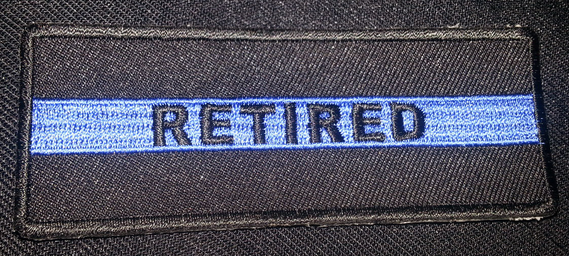 """Retired"" patch"