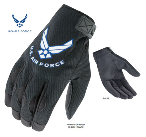 Joe Rocket US Air Force Halo Motorcycle Glove