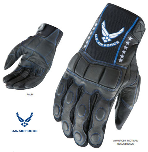 Joe Rocket US Air Force Tactical Motorcycle Glove