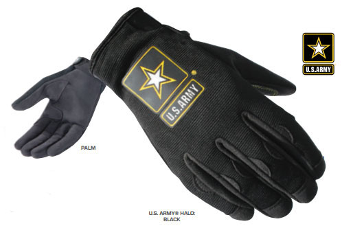 Joe Rocket US Army Halo Motorcycle Glove