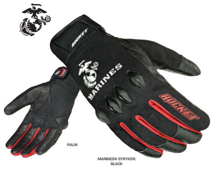 Joe Rocket US Marine Corps. Stryker Motorcycle Glove