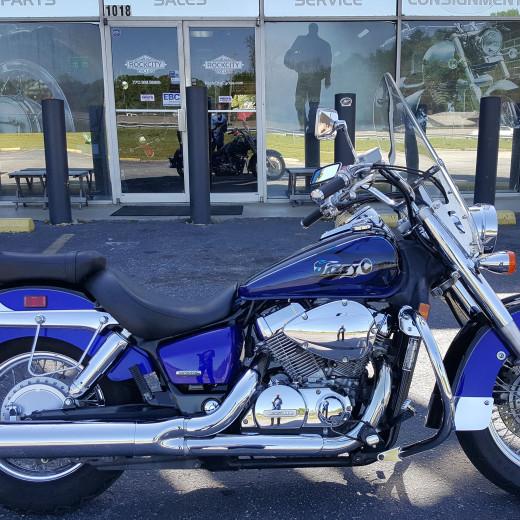 2004 Honda Shadow Aero VT750C
