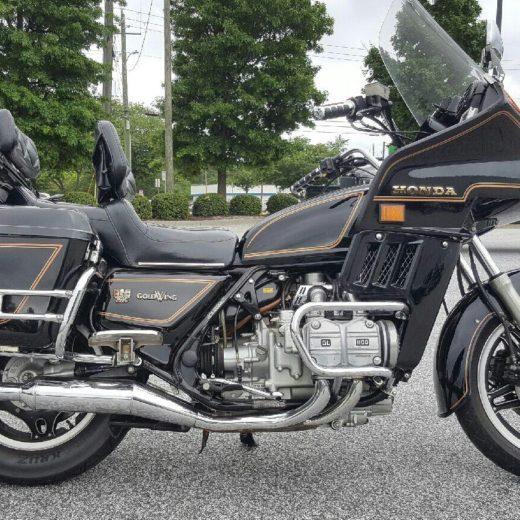 1982 Honda Gold Wing GL1100