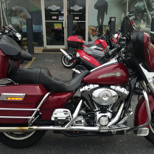 2006 Harley-Davidson FLHTCI Electra Glide Classic