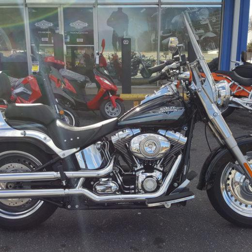 2010 Harley-Davidson FLSTF Fat Boy