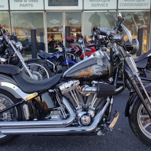 2008 Harley-Davidson FXSTSSE Springer