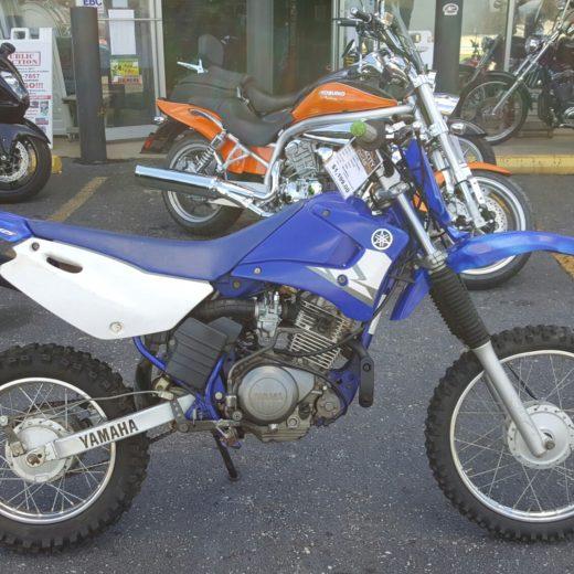 2004 Yamaha TTR125