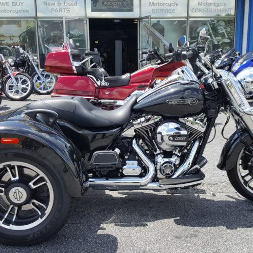 2016 Harley-Davidson FLRT Free Wheeler