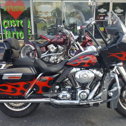 2008 Harley-Davidson FLTRI Road Glide