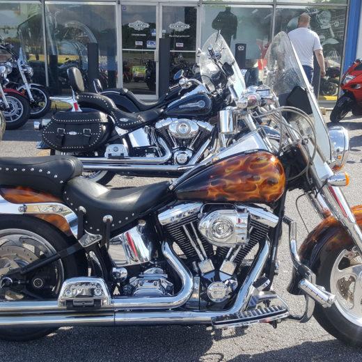 1996 Harley-Davidson FLSTF Fat Boy