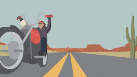 Keep Cool on your Motorcycle while Riding in Hot Weather