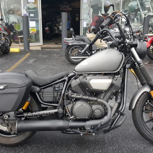 2014 Yamaha XVS950 Bolt