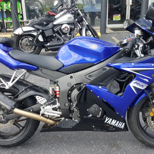 2009 Yamaha YZF-R6S