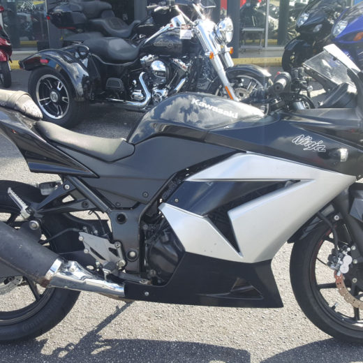2012 Kawasaki Ninja EX250