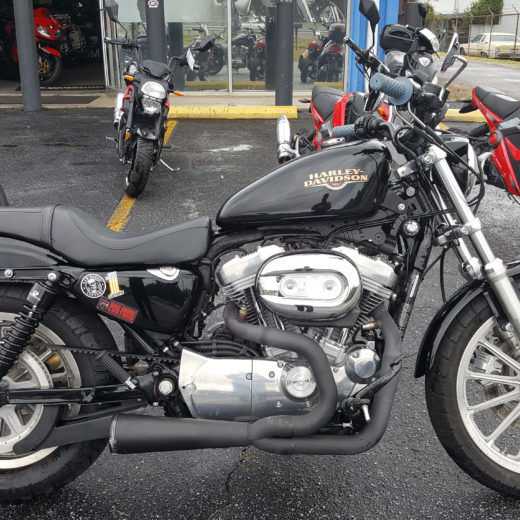 2009 Harley-Davidson XL883L Sportster