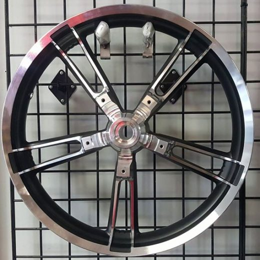 """21 Enforcer Front Wheel w/o tire"