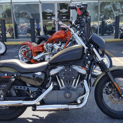 2007 Harley-Davidson XL1200N Sportster