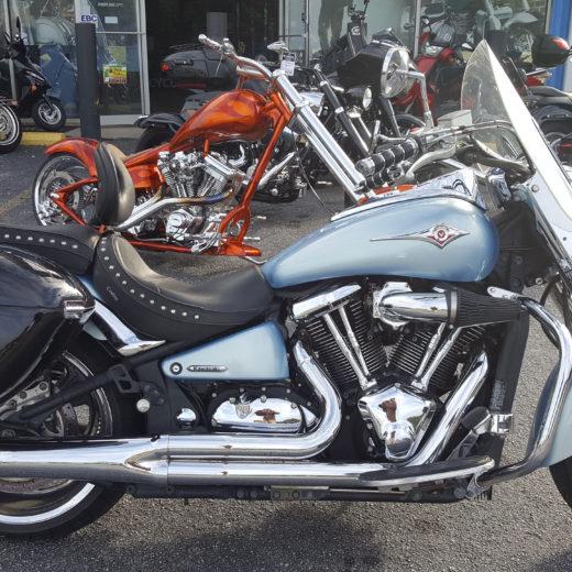 2004 Kawasaki Vulcan VN2000