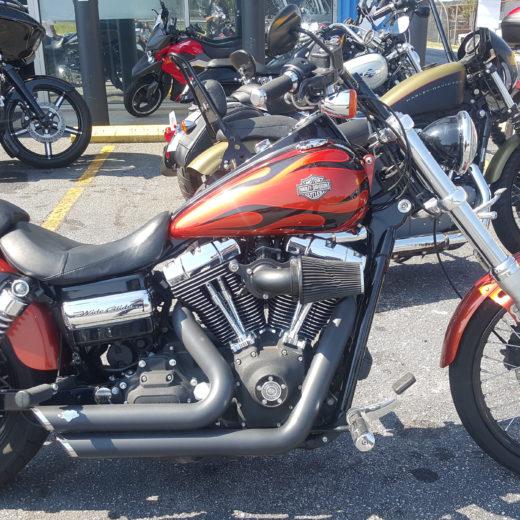 2011 Harley-Davidson FXDWG Dyna Wide Glide