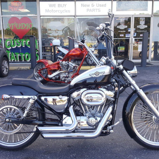 pre-owned harley-davidson – rock city cycles