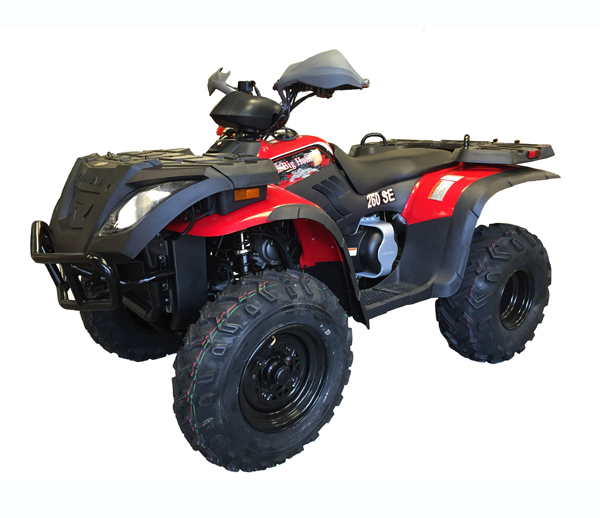Bighorn 260-UT 260cc ATV