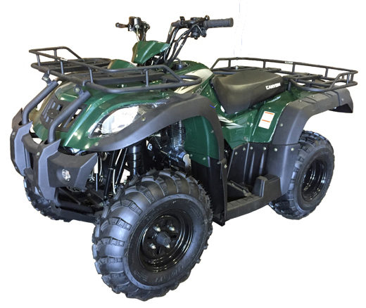 Canyon 250-UT 250cc ATV