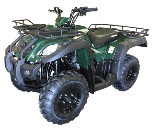 Canyon 250-UT 250cc ATV