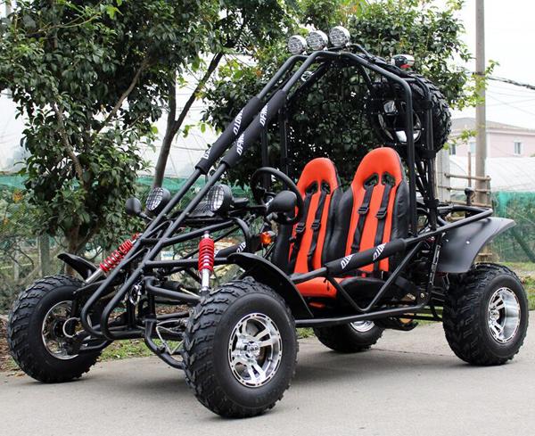 GK-200-D 200cc Go Cart