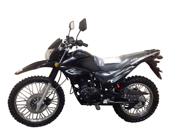 Hawk 250 Enduro