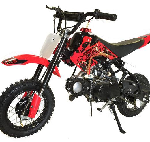 QG 210 70cc Dirt Bike