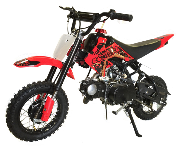 Qg 210 70cc Dirt Bike Rock City Cycles