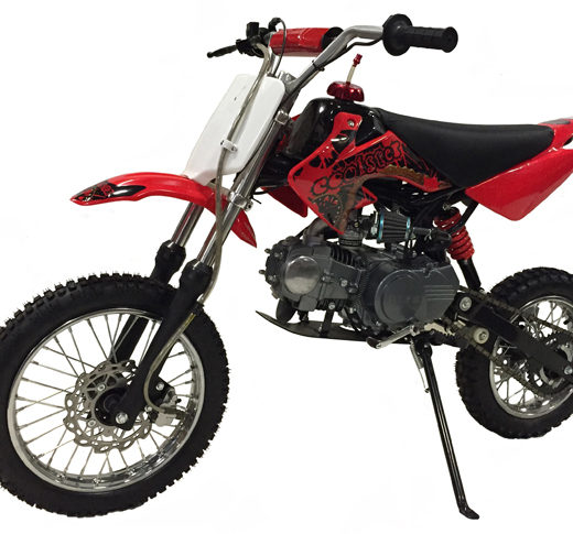 QG 214-S 125cc Dirt Bike