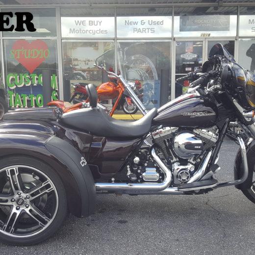 CUSTOM BUILT 2014 Harley-Davidson FLHXS Street Glide Special CSC Trike