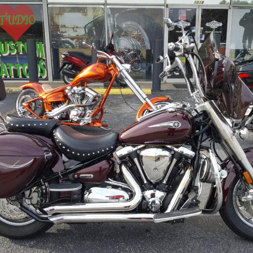 2005 Yamaha Road Star Silverado