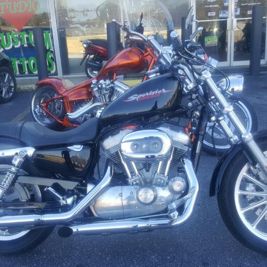 2004 Harley-Davidson XL883 Sportster