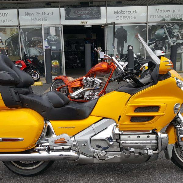 2002 Honda Gold Wing GL1800