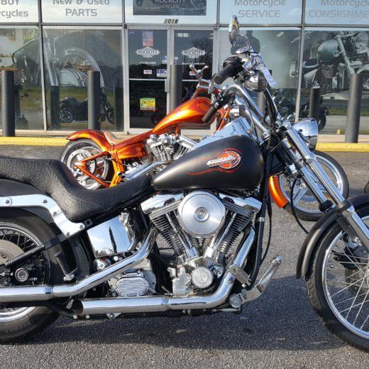 1999 Harley-Davidson FXST Softail