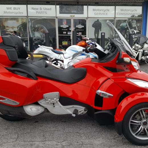 2011 Can-Am Spyder RTS-SE5