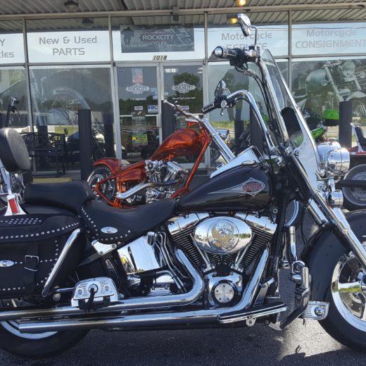 2001 Harley-Davidson FLSTC Heritage Softail Classic