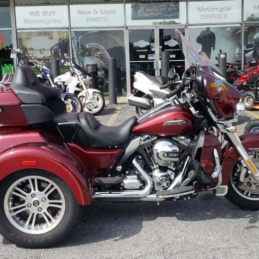 2016 Harley-Davidson FLHTCUTG Tri Glide
