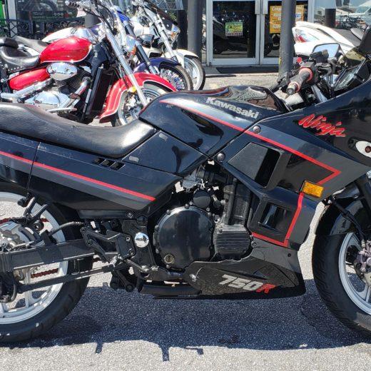 1988 Kawasaki ZX750-F