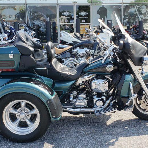 2000 Harley-Davidson FLHTCUI Ultra Classic Electra Glide Motor Trike
