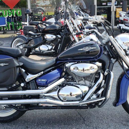 2005 Suzuki Boulevard C50T