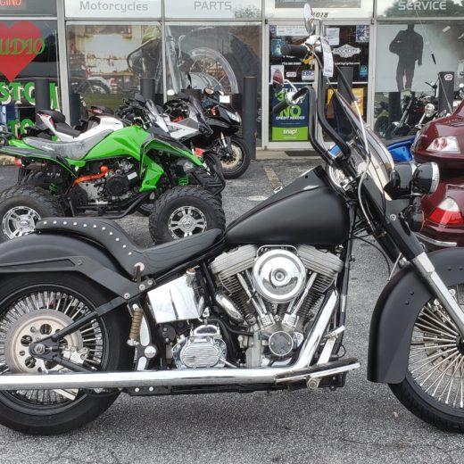 1993 Harley-Davidon FLSTC Heritage Softail Classic