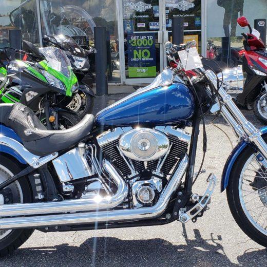 2001 Harley-Davidson FXSTDI Softail Duece