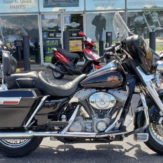 2001 Harley-Davidson FLHT Electra Glide